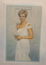 Togo Stamp 1801 MNH Cat $5.50 Princess Diana Topical