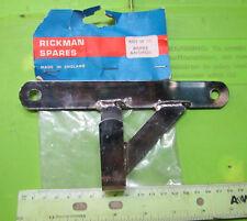 Rickman NOS Zundapp 125 MX & Six Day Chain Guard Brake Anchor  p/n R002 05 126