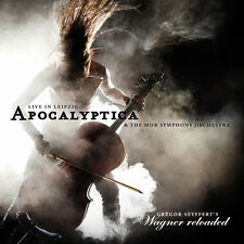 Apocalyptica Live In Leipzig / Wagner Reloaded - Vinyl 2 LP 180g + Download