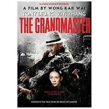 The Grandmaster by Tony Leung, Ziyi Zhang, Song Hye-kyo, Cung Le, Chen Chang