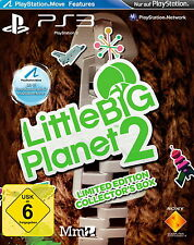 PS3 - Playstation 3 LittleBigPlanet 2 *Collector's Box Limited Edition* in OVP