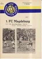 OL 82/83 1. FC Lok Leipzig - 1. FC Magdeburg