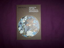 Aspects of the Aesthetic Movement by Dan Klein: Catalogue of exhibition 1978