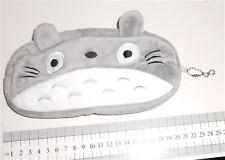 TOTORO Studio Ghibli 2000s Japan soft pencil wallet - astuccio scuola peluche