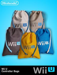 Nintendo Wii U controller bags