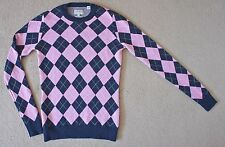 Jack Wills ladies jumper, S, 100% extra fine merino wool, excellent condition