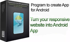 Program to convert your responsive site into android app
