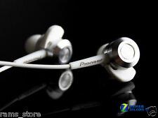 NEW Pioneer SE-CLX60-S Dynamic Headphones Earphones iPhone Samsung mp3 in Ear