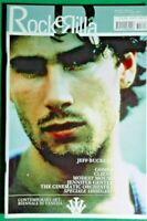 R@R@ RIVISTA MENSILE ROCK&RILLA- JEFF BUCKLEY  -MUSIC MAGAZINE-PERFECT-RIF.4110