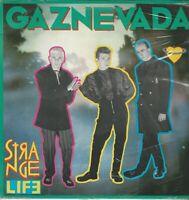 LP GAZNEVADA :STRANGE LIFE 1988  PRODUCED BY GUIDO ELMI NUOVO SIGILLATO