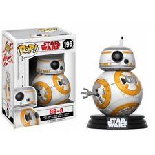 Funko Pop Bobble Star Wars E8 Bb-8 196