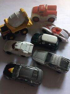 Diecast Toy Car Bundle Job Lot 5 in total