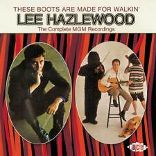 Lee Hazlewood - These Boots Are Made For Walkin' - The Complete MGM Recordings