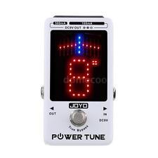 JOYO Power Tune Electric Guitar Tuner & 8 Port Multi-power Supply Effect K3O2