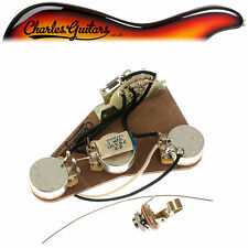 Luxe Strat 1956 - 1958 precableados Kit (ch16029)