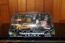 Transformers Prime NYCC Comic Con 2011 FIRST EDITION Bumblebee & Arcee Set