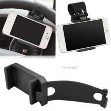 Universal Car 360 Air Vent Clip Mount Holder Cradle Kit For Mobile Phones E KJ