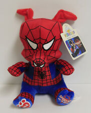 Build-A-Bear Marvel Peter Porker SPIDER-HAM Into the Sipderverse Toy Plush NWT