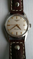 1956 Longines Silvergines Cal 23ZS