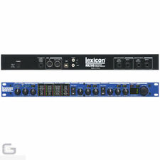 Lexicon Rack Mountable Pro Audio Signal Processors & Effects