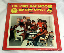 Rudy Ray Moore:  House Party Album: Dirty Dozens vol.1  [VG++  Copy]