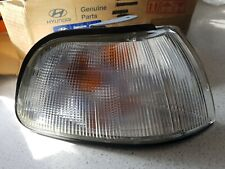 HYUNDAI EXCEL X2 92 -94 RH FRONT TURN  INDICATOR LAMP GENUINE 92302-24320