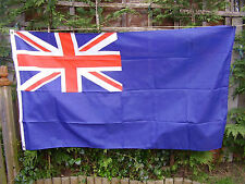 British Merchant Navy Ships/Crafts/Boats Union Jack/Large Blue Naval Ensign Flag