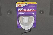ORIGINAL Comfort CVS Health Dental Guard 2 Guards + Case Custom Boil To Fit