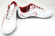 Puma Shoes Drift Cat IV 4 SF White/Red Sneakers Size 7.5 EUR 40