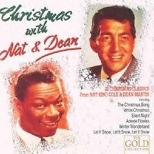 "NAT KING COLE ""CHRISTMAS WITH NAT & DEAN"" CD NEUWARE"