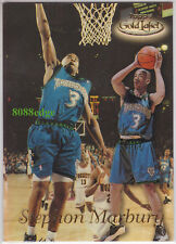 1998-99 TOPPS GOLD LABEL: STEPHON MARBURY #GL8 TIMBERWOLVES/DUCKS/FLY DRAGONS