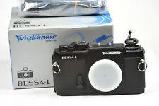 Voigtlander BESSA L camera body Leica LTM  mount, boxed