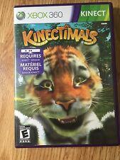 Kinectimals Microsoft Xbox 360 Cib Game Works W2