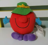 MR WRONG MR MEN PLUSH TOY CHILDREN'S BOOK CHARACTER TOY 20CM! 2007