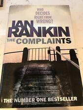 IAN RANKIN THE COMPLAINTS 1ST UK EDITION ORION 2009 NEW HARDBACK BOOK