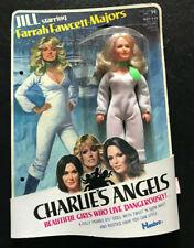 VINTAGE CHARLIES ANGELS DOLL JILL FARRAH FAWCETT MAJORS NEW HASBRO 1977
