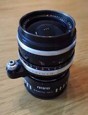 Para Sony NEX E/Fe montaje Zeiss Flektogon Lente de enfoque manual Prime! - A7x A6000
