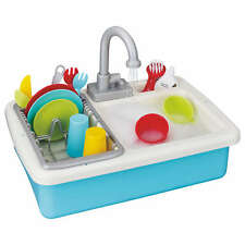 Spark Create Image Kitchen Sink 20 Piece Playset Working Sink 3+   *New*