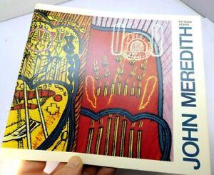 John Meredith Fifteen Years Art Gallery of Ontario Paperback – 1974