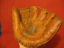 All Star Fr- 1001 Vintage 1960'S Youth Baseball Glove Cowhide Leather