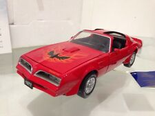 Franklin Mint 1:24 Pontiac Trans Am Firebird Special Edition
