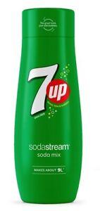SodaStream - 7UP Syrup - 440ml