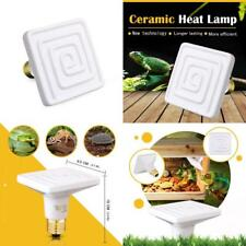Ceramic Heat Lamp For Cage Rabbit Hutch Chicken Coop Hen House Pet Animal Run