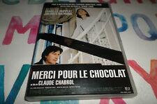 DVD -  MERCI POUR LE CHOCOLAT /  Jacques Dutronc  Isabelle Huppert / DVD