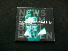 News from Beethoven by the Marcus Schinkel Trio (CD, 2004, BOS Records)