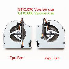 EVGA SC17 Gaming Laptop CPU Cooling Fan GTX1070