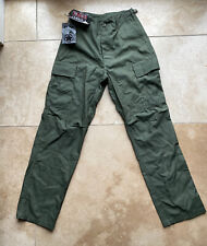 M65 Green Cargo Combat All Weather Trousers 28""