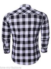 Camisas y polos de hombre negro color principal multicolor 100% algodón
