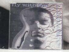 ALESSIO CARRATURO - FLY WITH ME CD SINGLE PROMO NEAR MINT