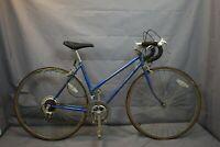 1988 Schwinn Sprint Vintage Touring Road Bike X-Small 49cm Lugged Steel Charity!
